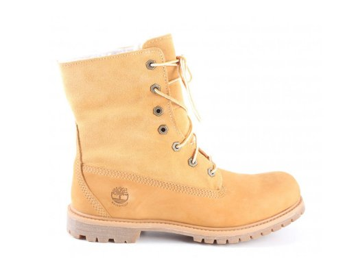 Timberland Authentics - mit diesem Yellow Boot fing alles an