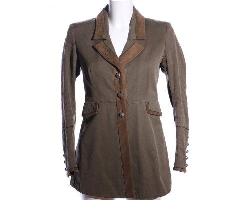 Trachten Jacke aus Leder von Meindl