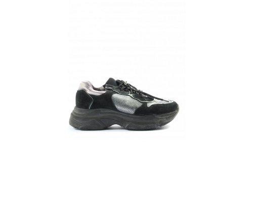 Trendy Baisley Iridescent Sneakers van Bronx