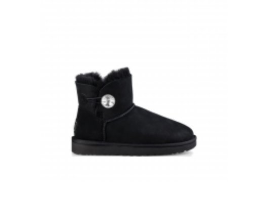 UGG Australia Bailey Button Boots als Mini-Version