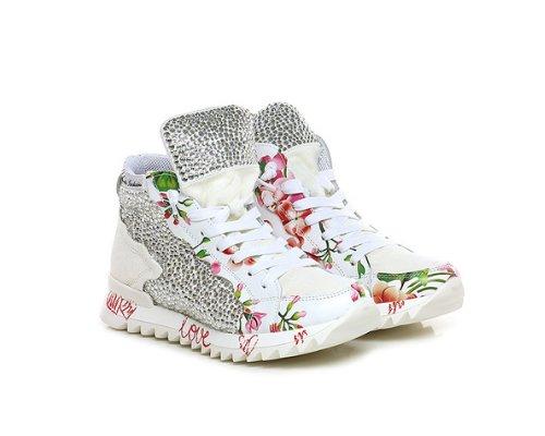 Venturini Sneaker als High-Top Version