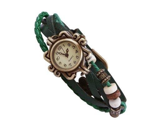 Verspielte Armbanduhr von Jago.