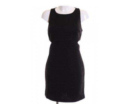 W118 by Walter Baker schwarzes Basic Kleid