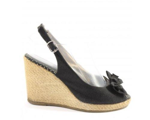 Wedge Sandalette von Clara Barson