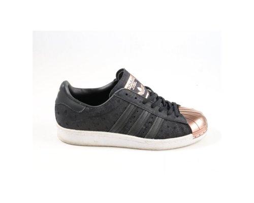 Weiße Adidas Superstar Sneaker