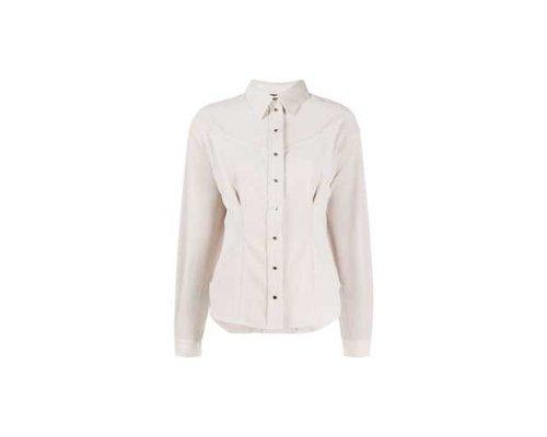 Weißes Shirt  von 8PM.