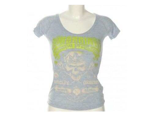 Yakuza T-Shirt mit Print