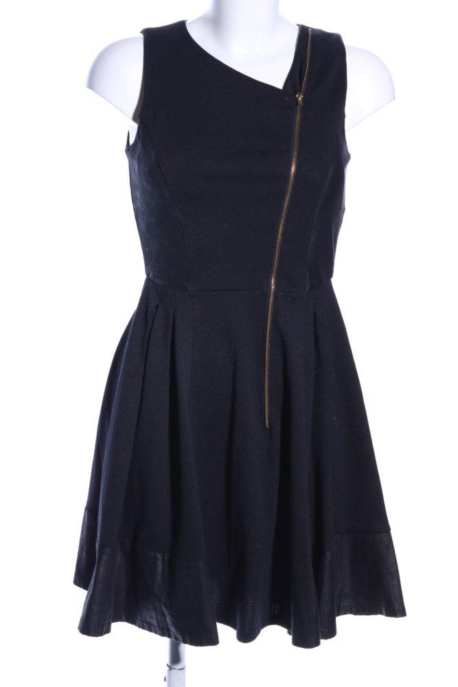 ASOS Minikleid blau Casual-Look Damen Gr. DE 38 Kleid ...