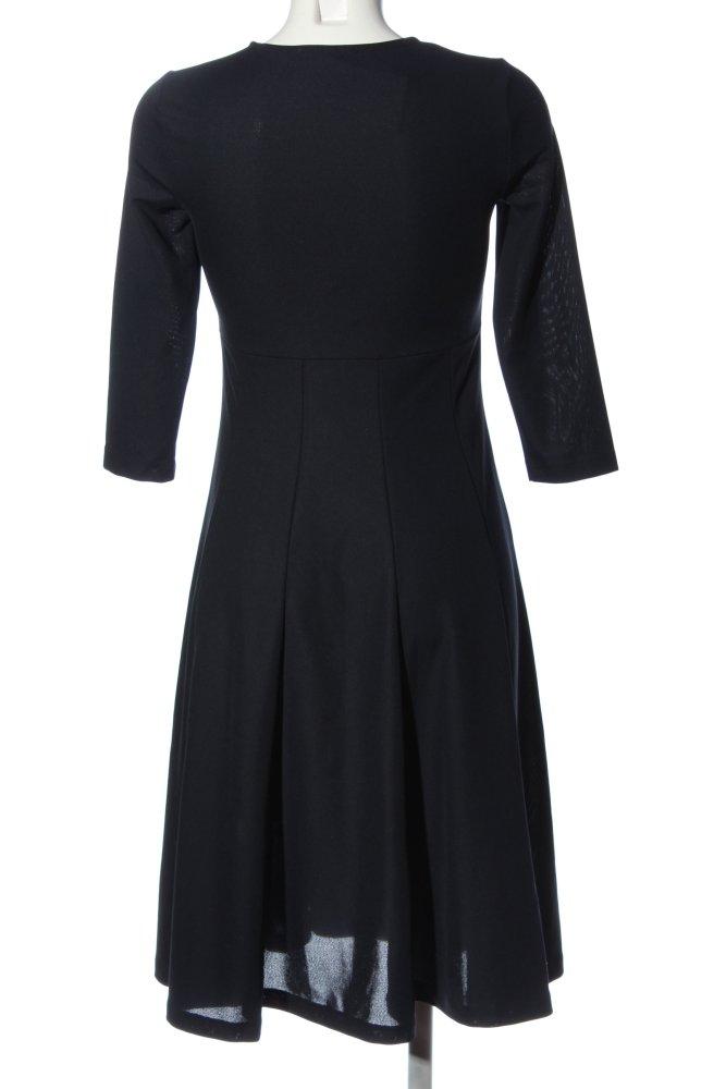 COS Midikleid schwarz Casual-Look Damen Gr. DE 34 Kleid ...