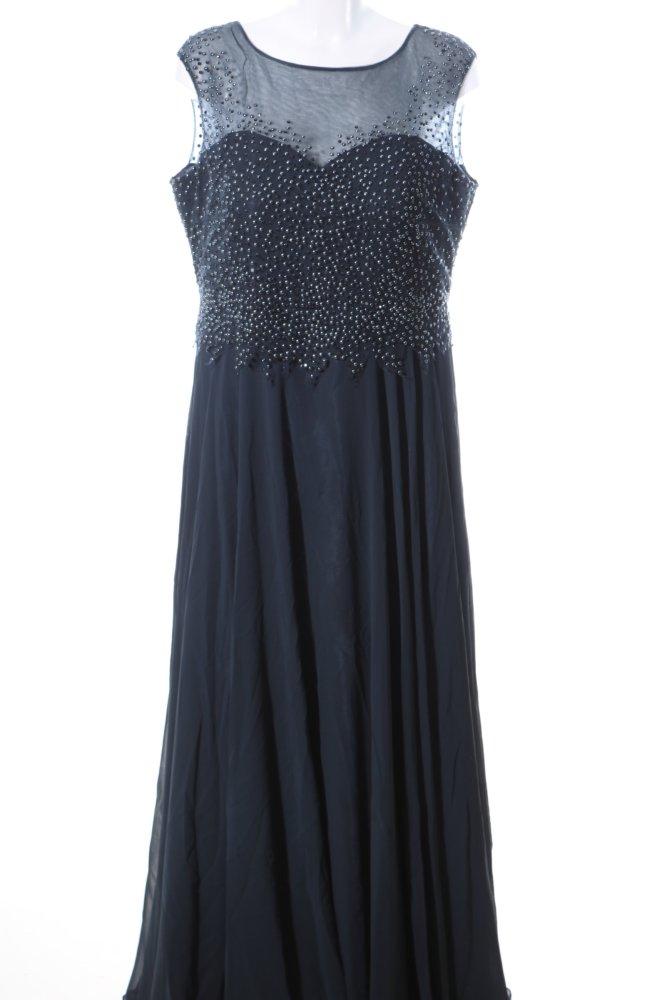 VERA MONT Abendkleid schwarz Elegant Damen Gr. DE 48 Kleid ...