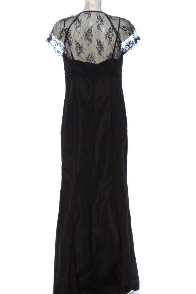 VERA MONT Abendkleid schwarz Elegant Damen Gr. DE 42 Kleid ...