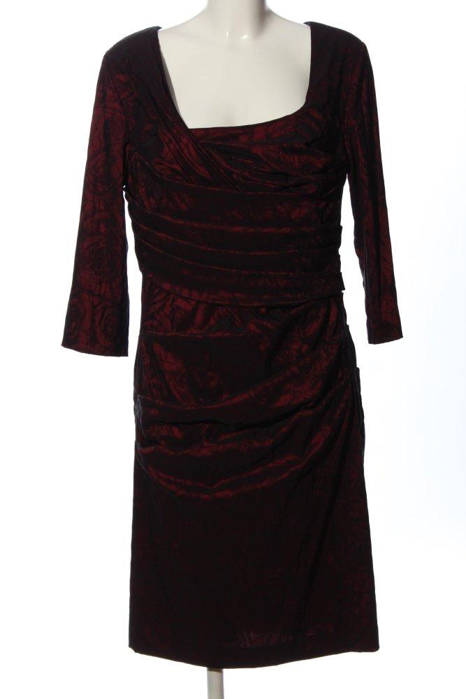 VERA MONT Abendkleid rot Elegant Damen Gr. DE 46 Kleid ...