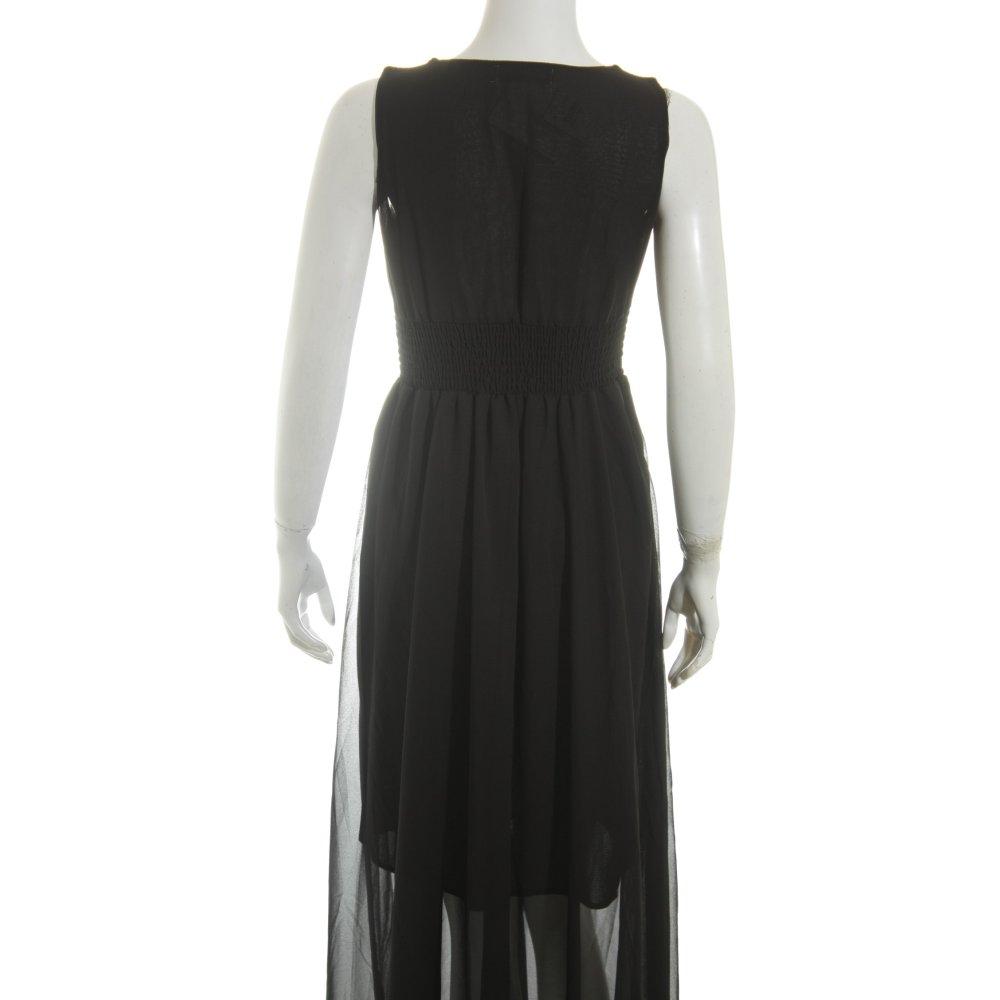 abercrombie fitch a linien kleid schwarz elegant damen gr de 36 dress ebay. Black Bedroom Furniture Sets. Home Design Ideas