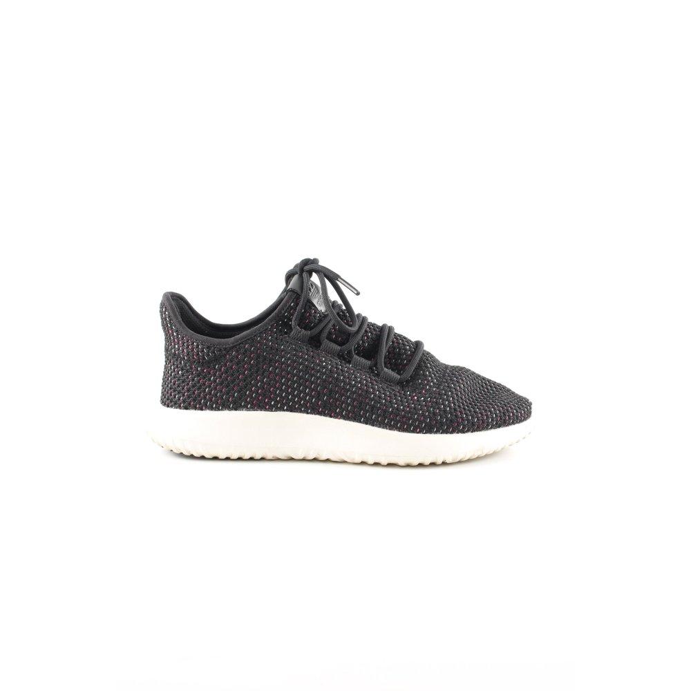 """Détails sur ADIDAS Basket à lacet """"Tubular"""" Dames T 39,5 noir Chaussures pour femmes"""
