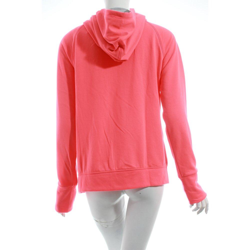 ADIDAS Sweat Jacket pink casual look Women's Size UK 10