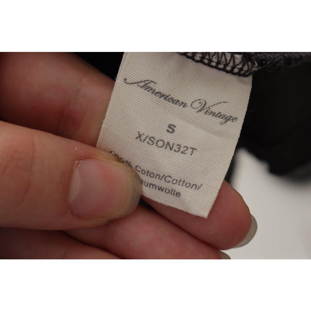 American Vintage Longsleeve Brown Casual Look Womens Size de