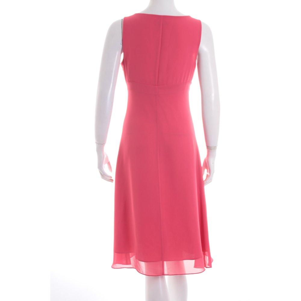 apanage a linien kleid rosa elegant damen gr de 34 dress a line dress ebay. Black Bedroom Furniture Sets. Home Design Ideas