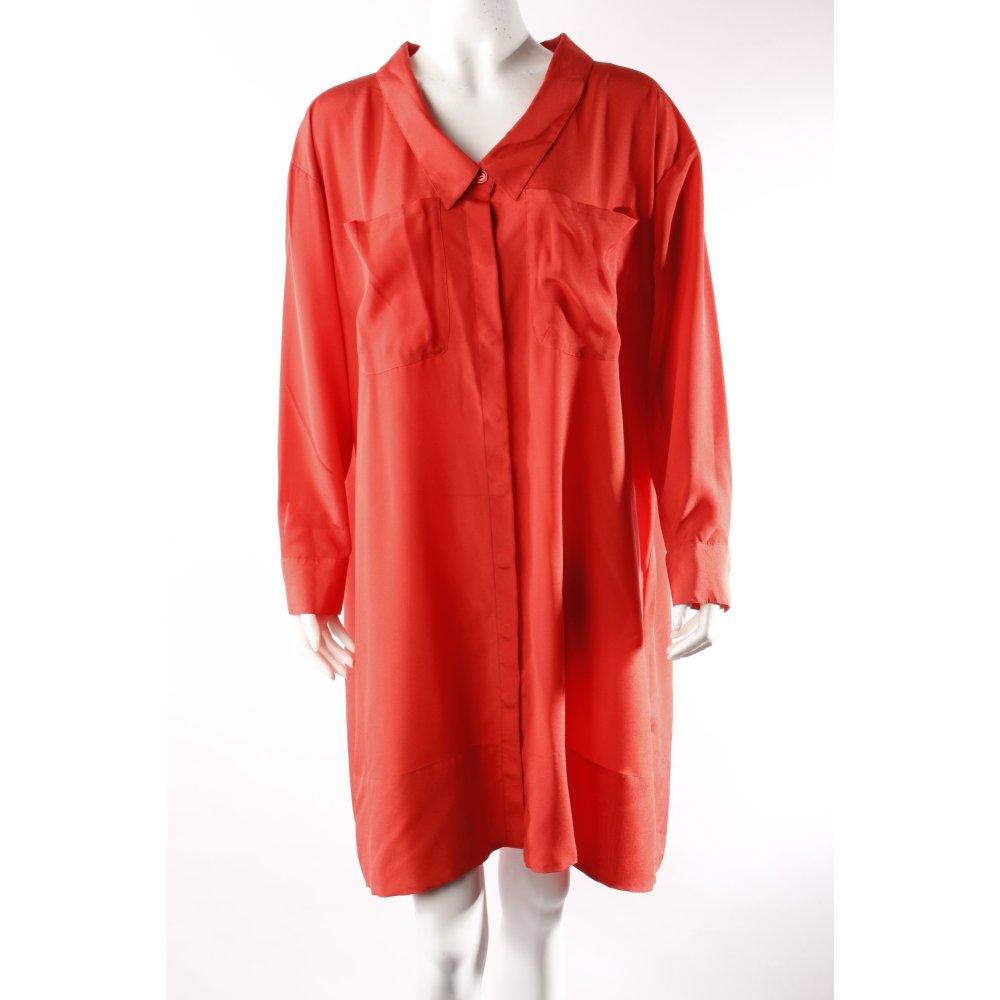 asos blusenkleid rot damen gr de 38 kleid dress. Black Bedroom Furniture Sets. Home Design Ideas