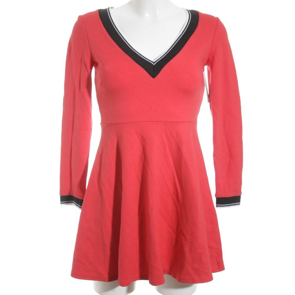 Asos Kleid Rot. knielanges kleid von asos in rot f r damen ref ... e2d40f9353