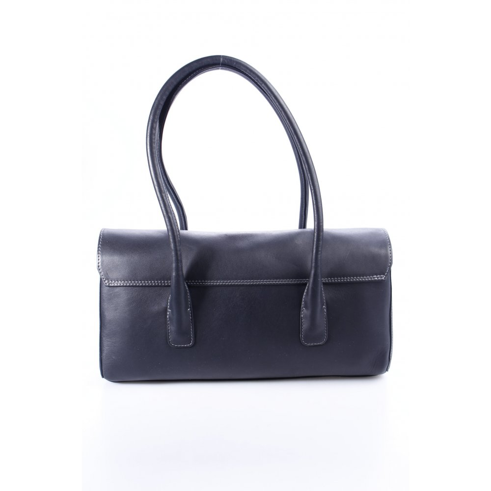 audi handtasche schwarz business look damen tasche bag handbag ebay. Black Bedroom Furniture Sets. Home Design Ideas