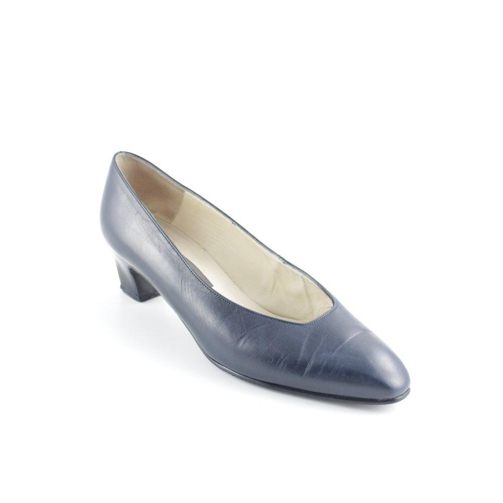 BALLY Loafer oroblu scuro stile professionale Donna Taglia IT 40 Dcollet