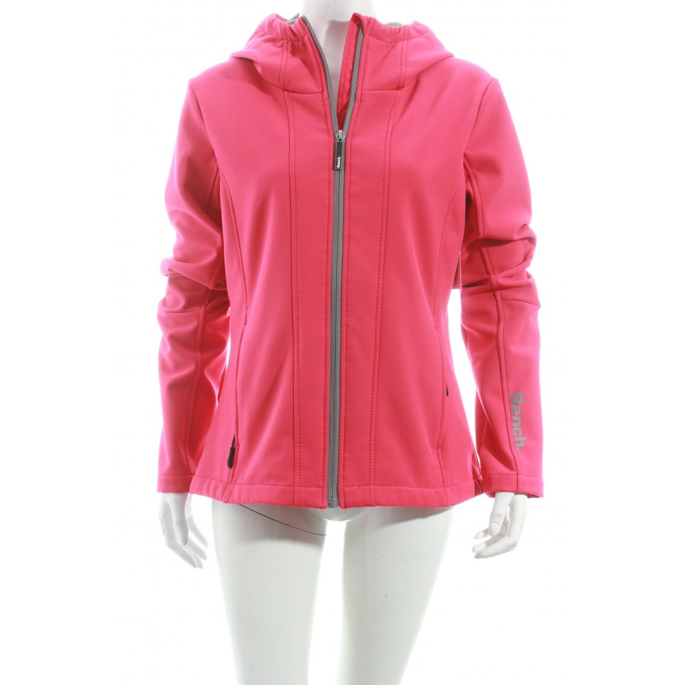 bench softshelljacke magenta casual look damen gr de 40 jacke jacket ebay. Black Bedroom Furniture Sets. Home Design Ideas