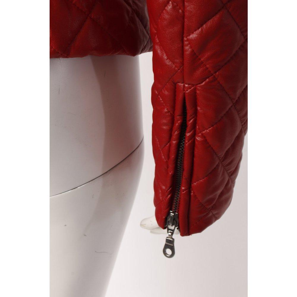 benetton steppjacke rot damen gr de 36 jacke jacket. Black Bedroom Furniture Sets. Home Design Ideas