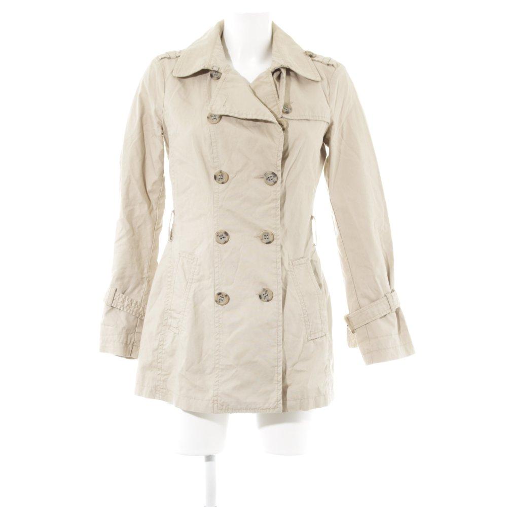 cappotti benetton trench beige per uomo