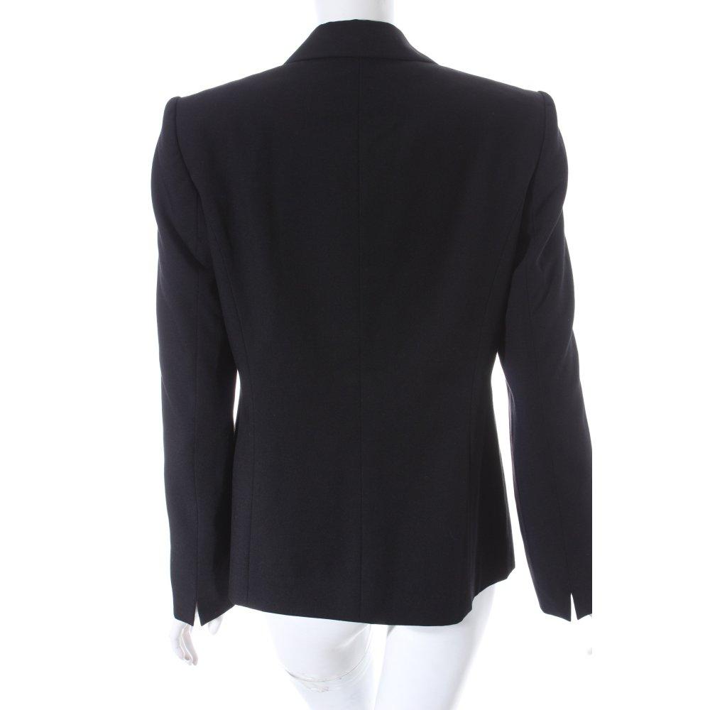 betty barclay blazer schwarz business look damen gr de 40 ebay. Black Bedroom Furniture Sets. Home Design Ideas
