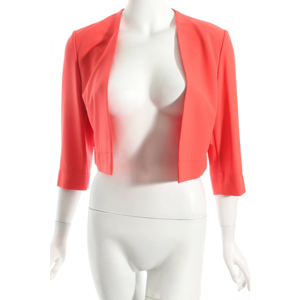 Betty barclay bolero salmon simple style women s size uk for Betty barclay