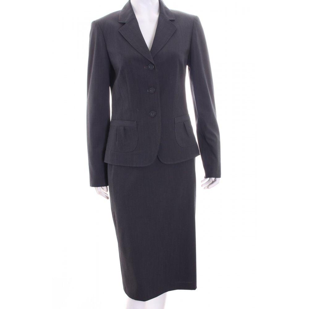 betty barclay kost m grau business look damen gr de 36 anzug suit ebay. Black Bedroom Furniture Sets. Home Design Ideas