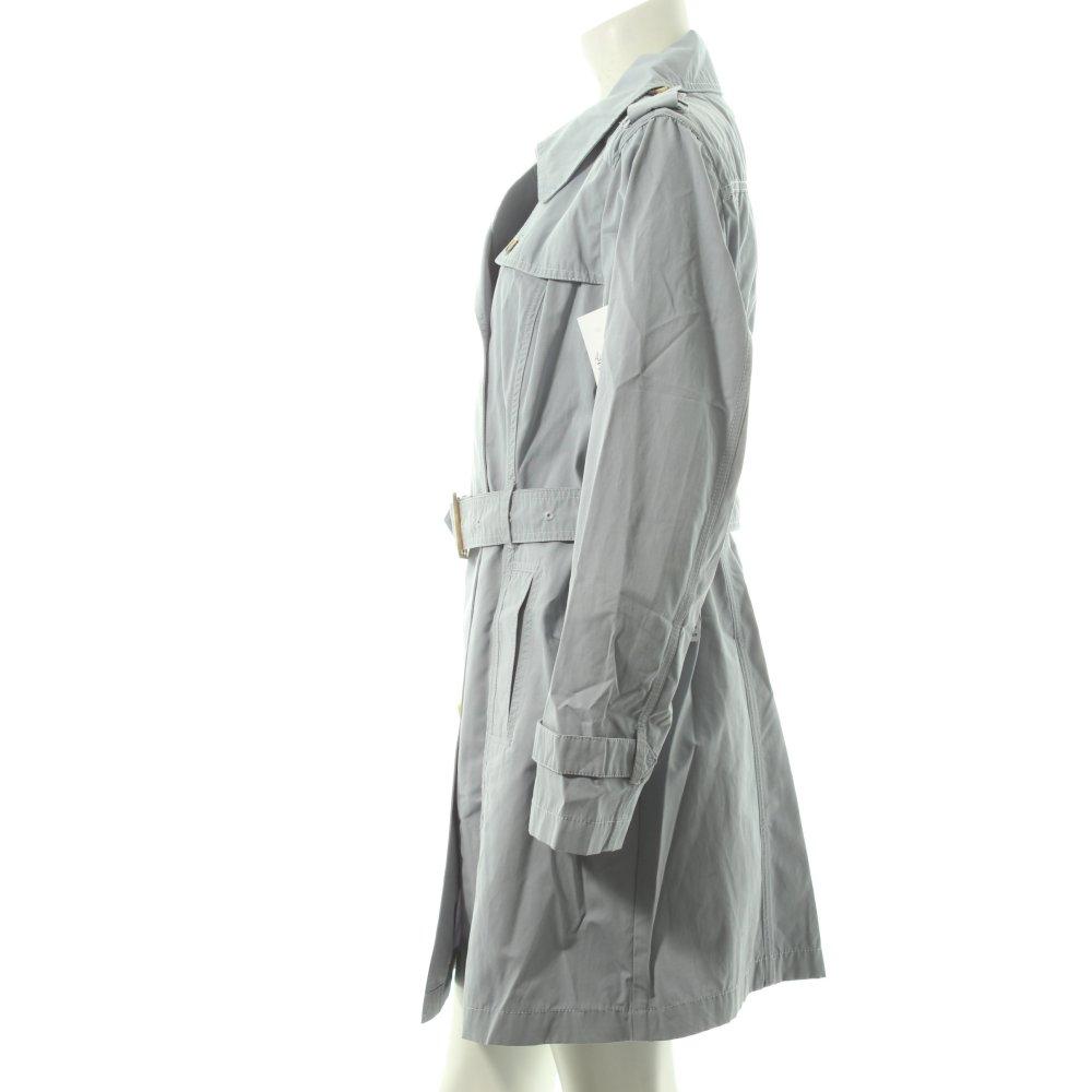 betty barclay trenchcoat graublau klassischer stil damen. Black Bedroom Furniture Sets. Home Design Ideas
