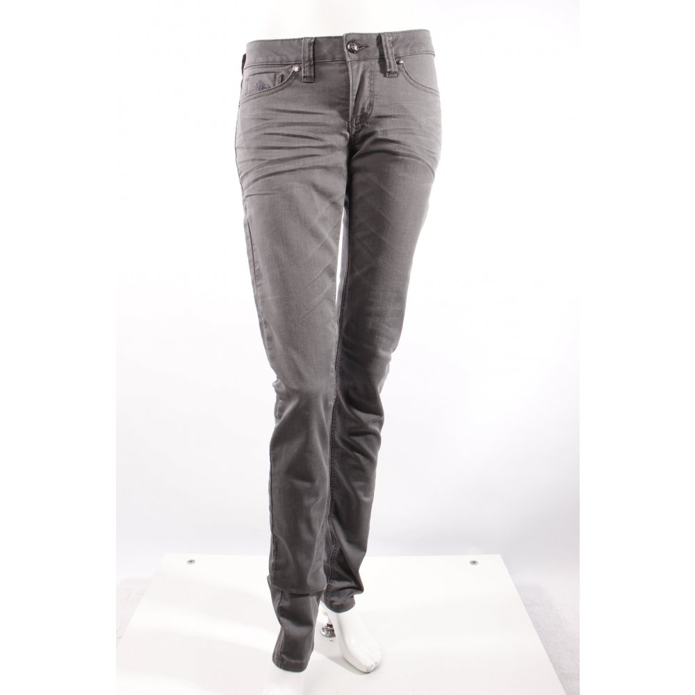 blessed cursed skinny jeans grau damen gr de 36 ebay. Black Bedroom Furniture Sets. Home Design Ideas