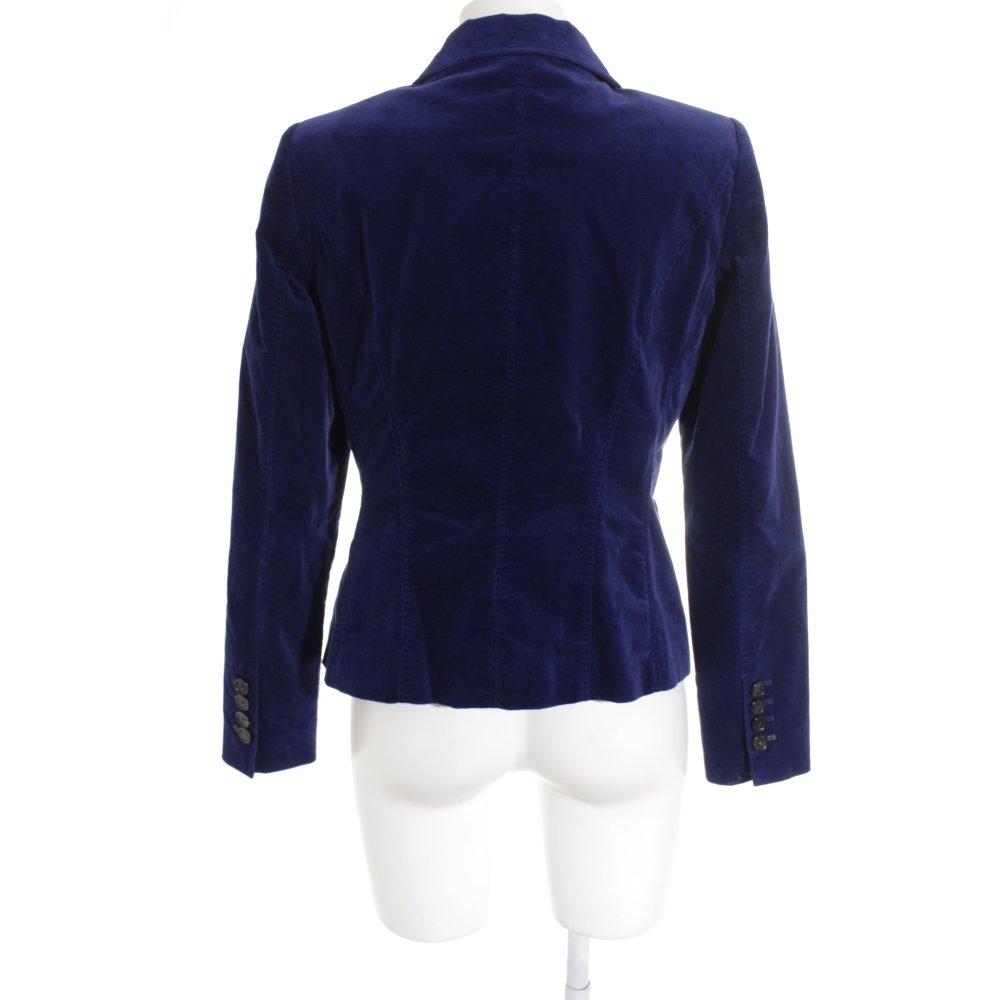 blonde no 8 long blazer dunkelblau extravaganter stil. Black Bedroom Furniture Sets. Home Design Ideas