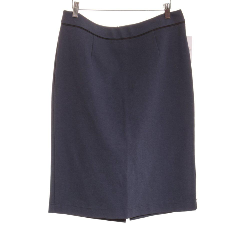 boden pencil skirt dark blue casual look women s size uk 12 ebay. Black Bedroom Furniture Sets. Home Design Ideas