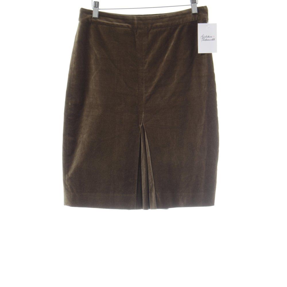boden plaid skirt olive green business style women s size uk 8 ebay. Black Bedroom Furniture Sets. Home Design Ideas