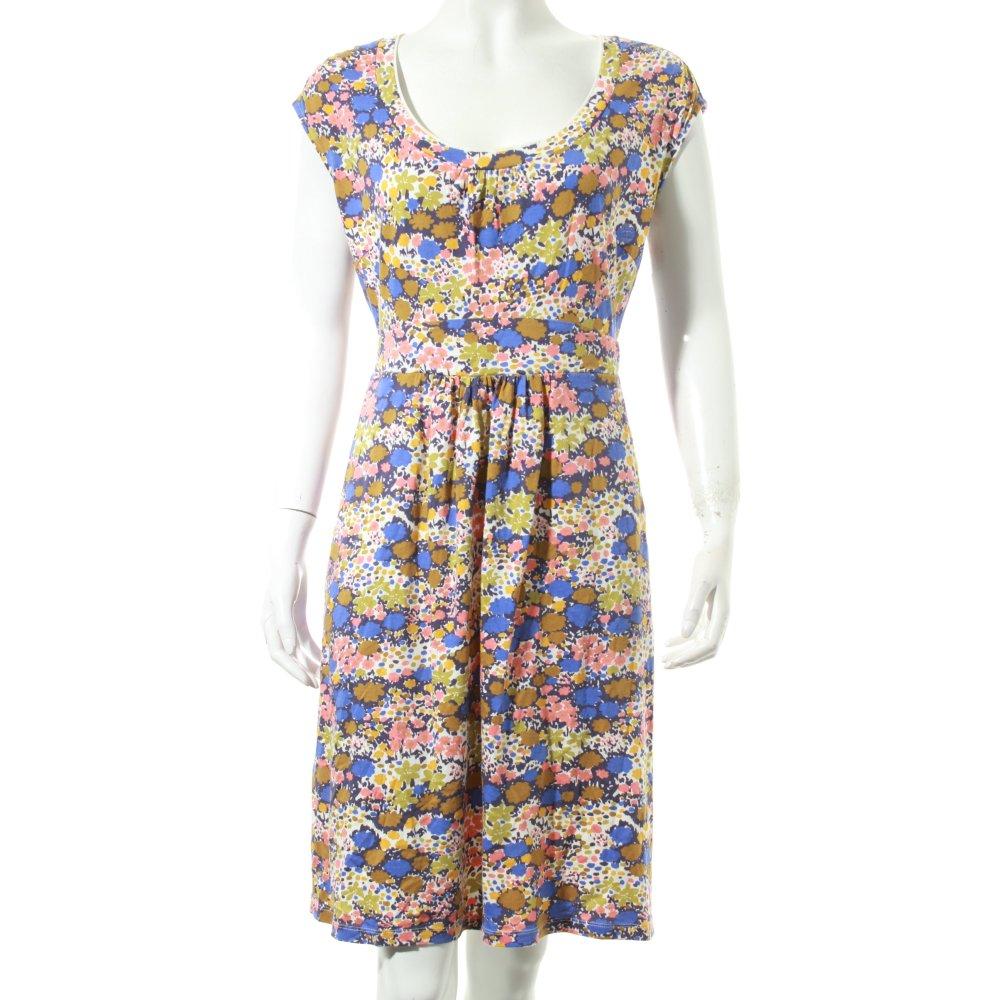 Boden kleid blumenmuster klassischer stil damen gr de 44 for Boden versand mode