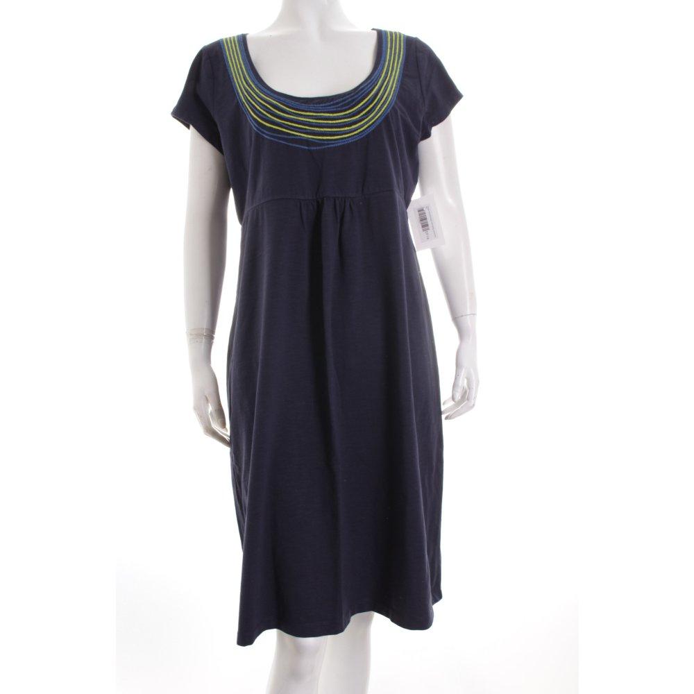 Boden kurzarmkleid mehrfarbig schlichter stil damen gr de for Mode boden versand