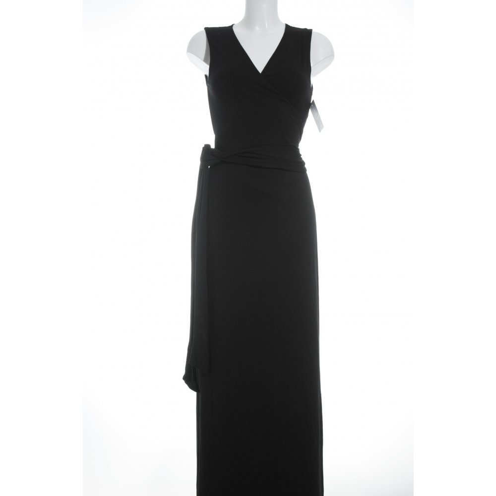 Boden maxikleid schwarz schlichter stil damen gr de 40 for Boden versand mode