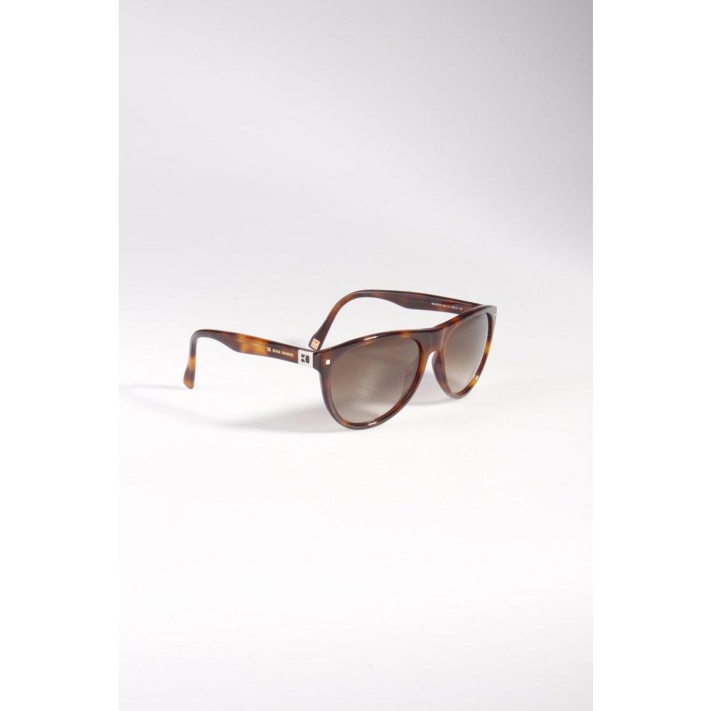 boss orange sonnenbrille braun damen sunglasses ebay. Black Bedroom Furniture Sets. Home Design Ideas