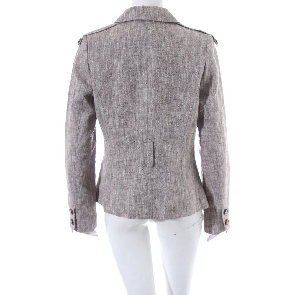 brigitte von boch blazer flecked casual look women s size uk 10 grey. Black Bedroom Furniture Sets. Home Design Ideas