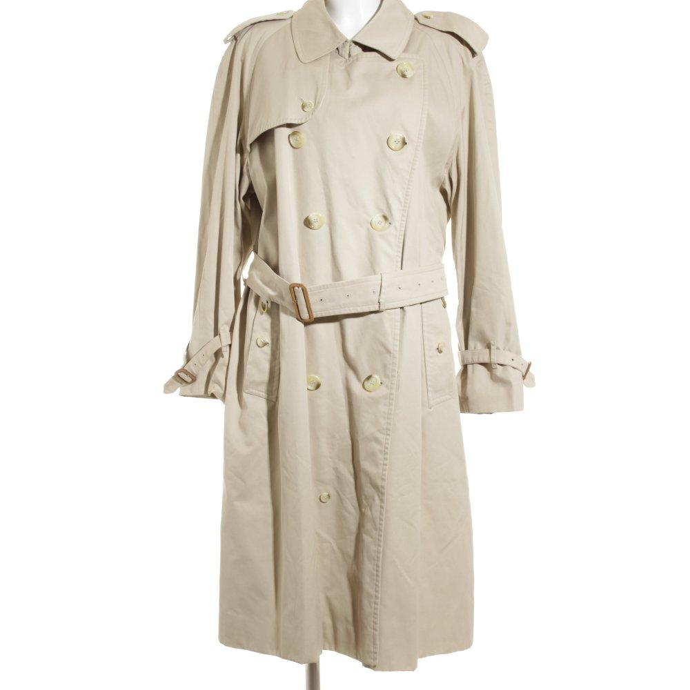 burberry prorsum trenchcoat beige klassischer stil damen gr de 40 mantel coat ebay. Black Bedroom Furniture Sets. Home Design Ideas
