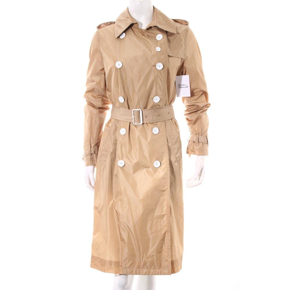 burberry trenchcoat sandbraun street fashion look damen gr de 40 mantel coat ebay. Black Bedroom Furniture Sets. Home Design Ideas