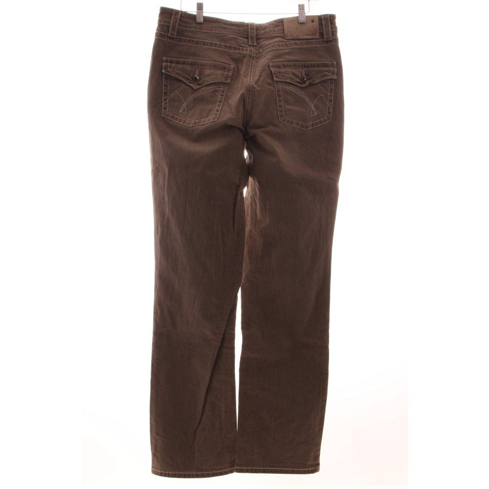 cambio straight leg jeans norah beige damen gr de 44 straight leg jeans ebay. Black Bedroom Furniture Sets. Home Design Ideas