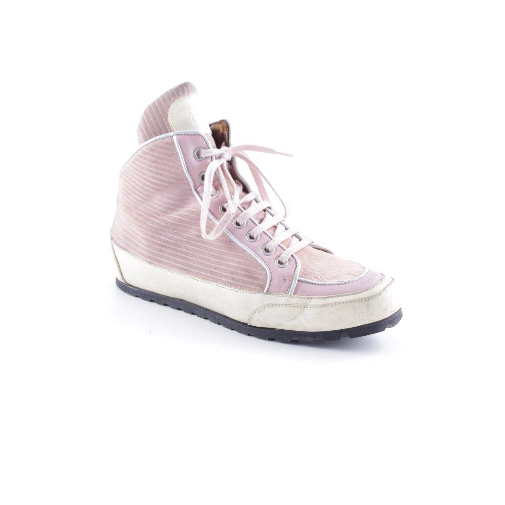 CANDICE COOPER Schnürsneaker roséOrofarben-rosa Gr. Casual-Look Damen Gr. roséOrofarben-rosa DE 37 846146