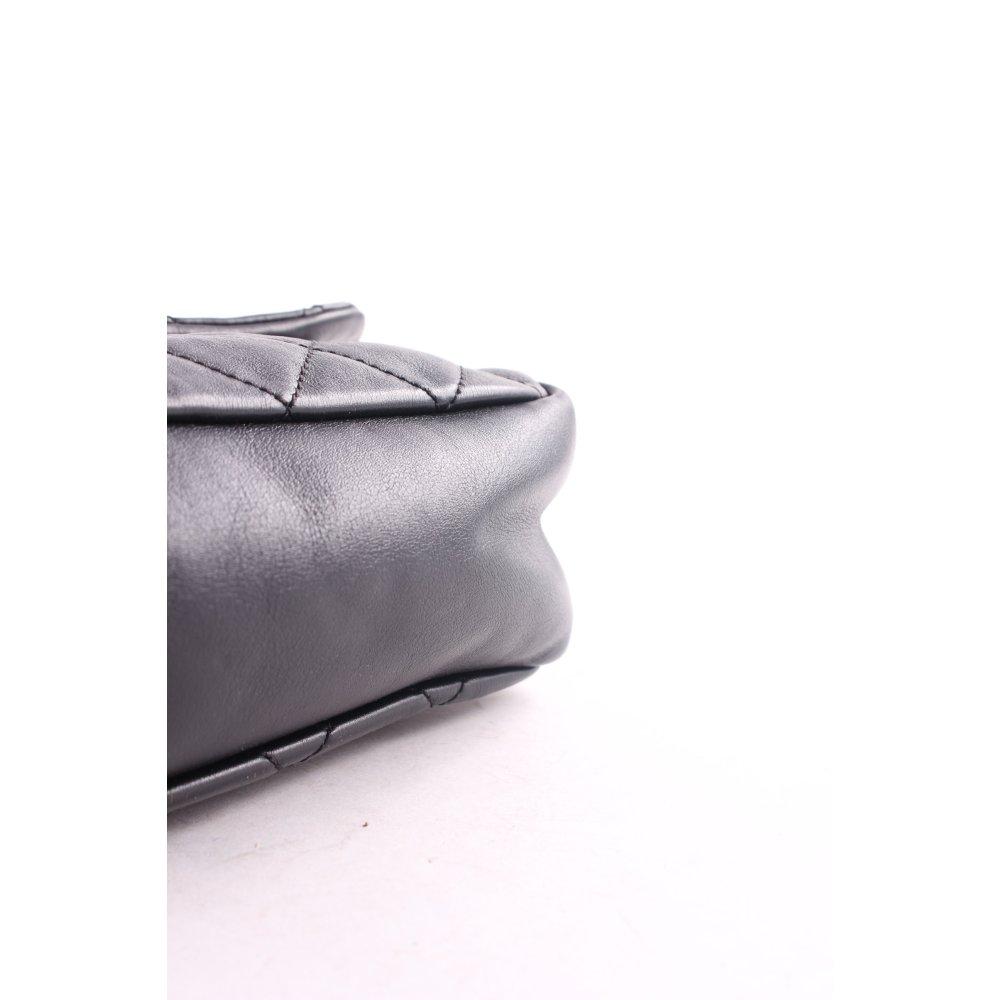 chanel handtasche schwarz braun klassischer stil damen. Black Bedroom Furniture Sets. Home Design Ideas