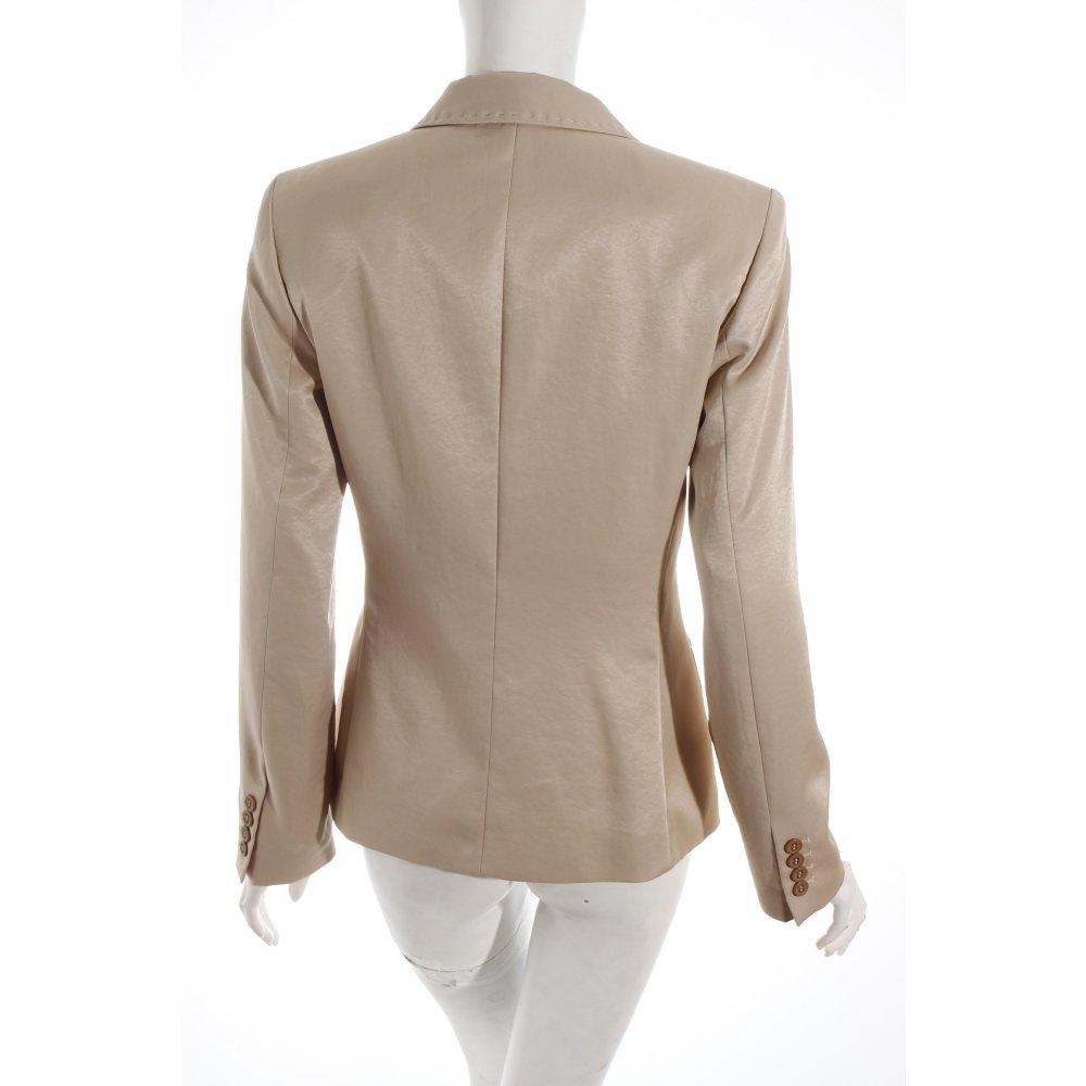 cinque blazer beige business look damen gr de 38 ebay. Black Bedroom Furniture Sets. Home Design Ideas