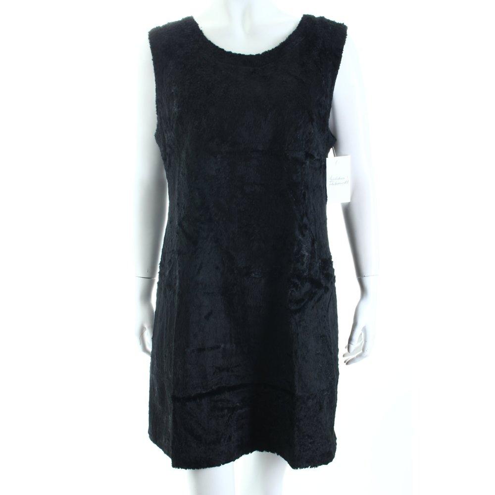 cinque kleid schwarz vintage look damen gr de 42 dress ebay. Black Bedroom Furniture Sets. Home Design Ideas