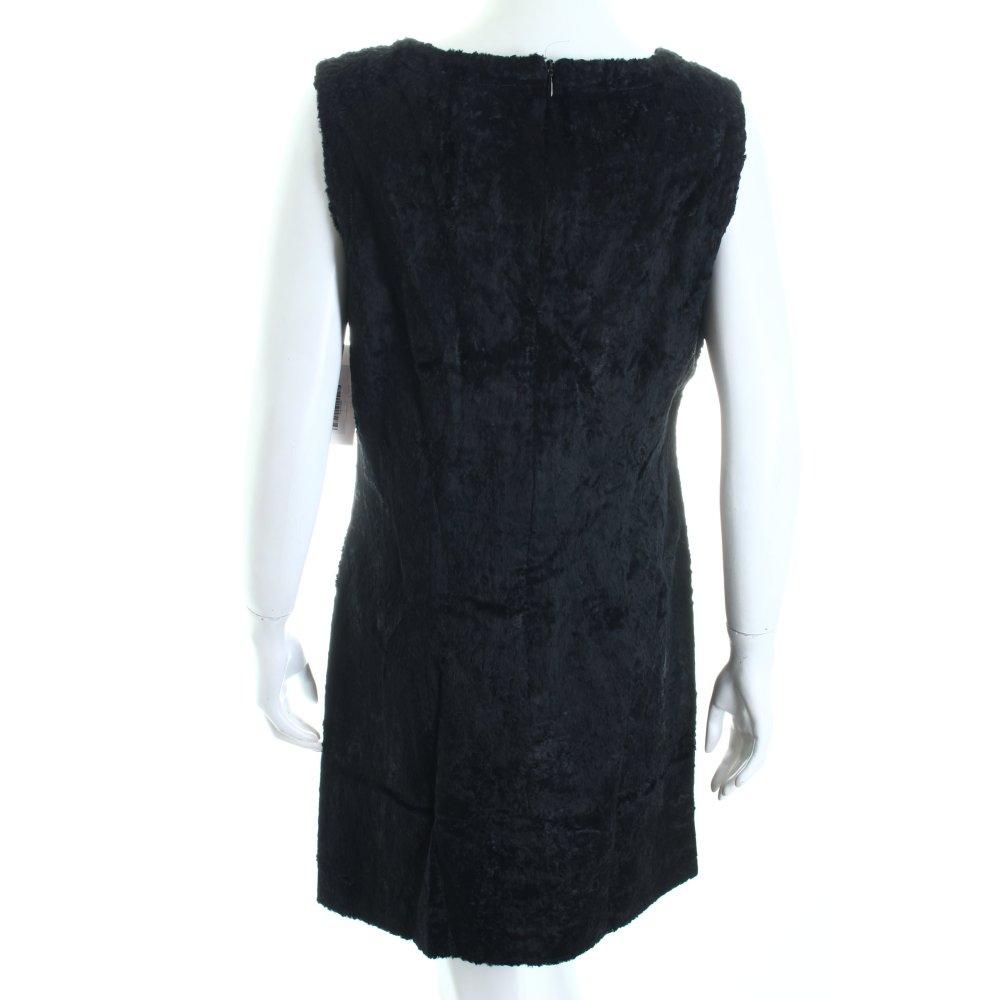 cinque kleid schwarz vintage look damen gr de 42 dress. Black Bedroom Furniture Sets. Home Design Ideas