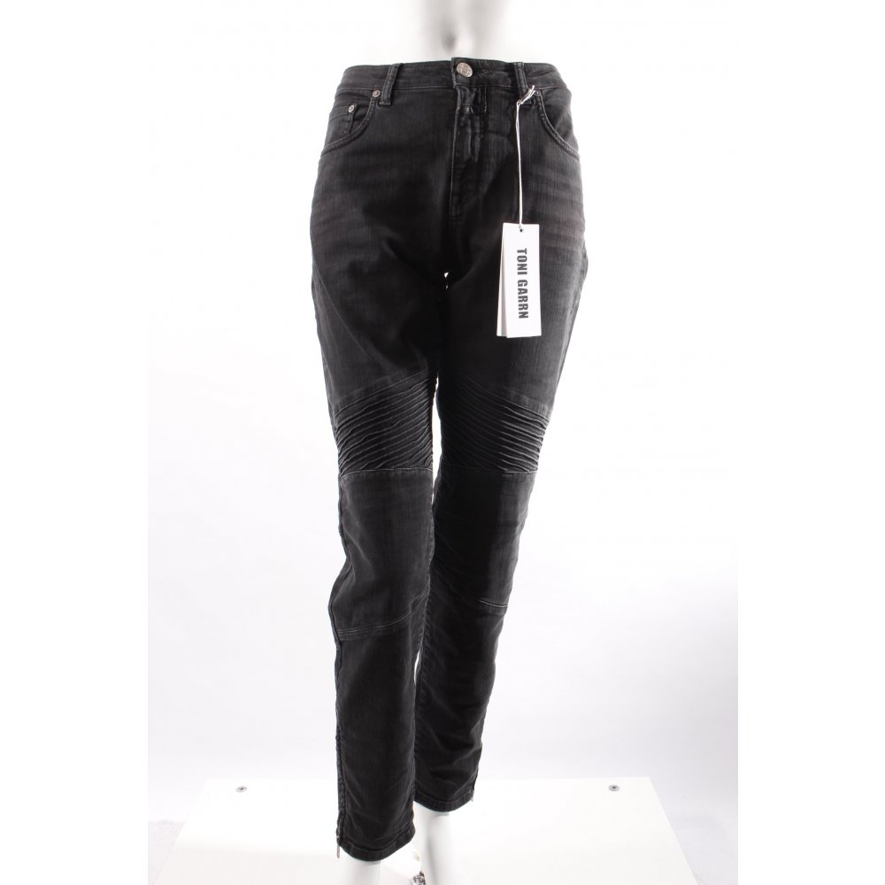 closed skinny jeans schwarz damen gr de 40 ebay. Black Bedroom Furniture Sets. Home Design Ideas